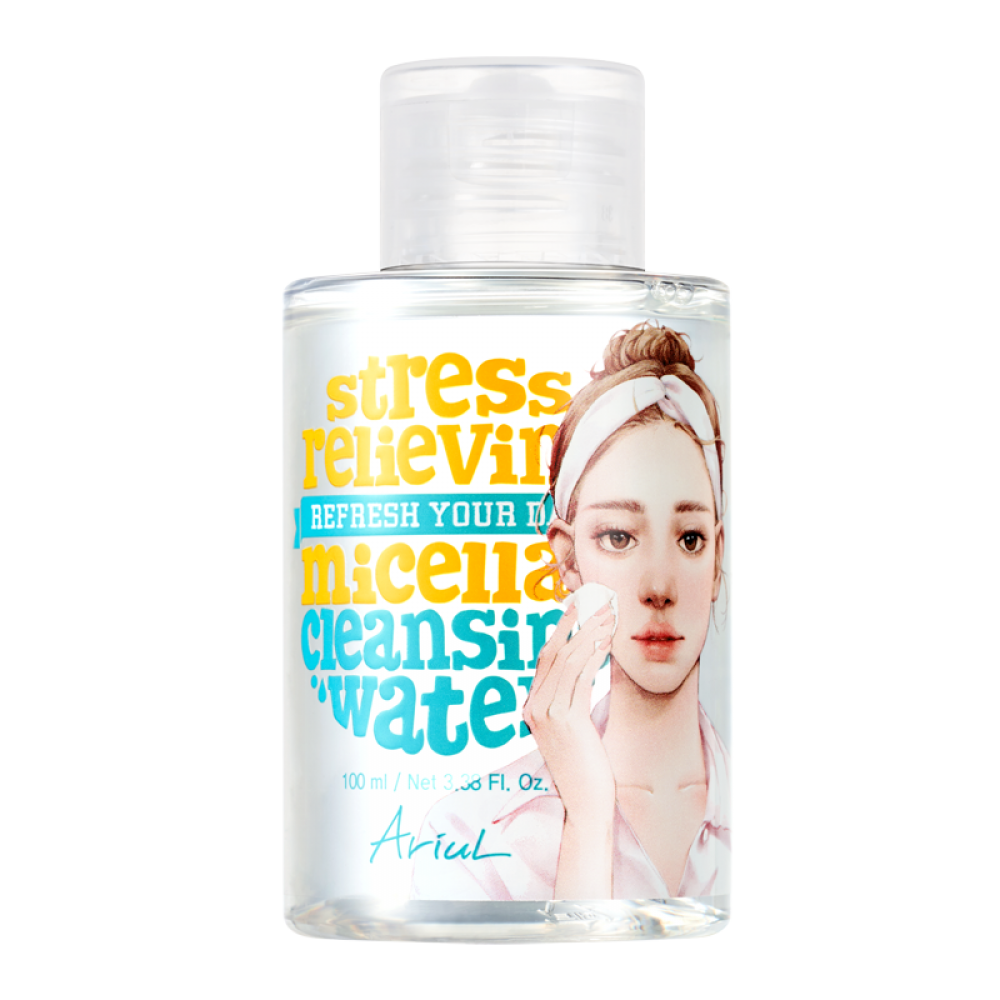 Stress Relieving Purefull Cleansing Water (100 ml)