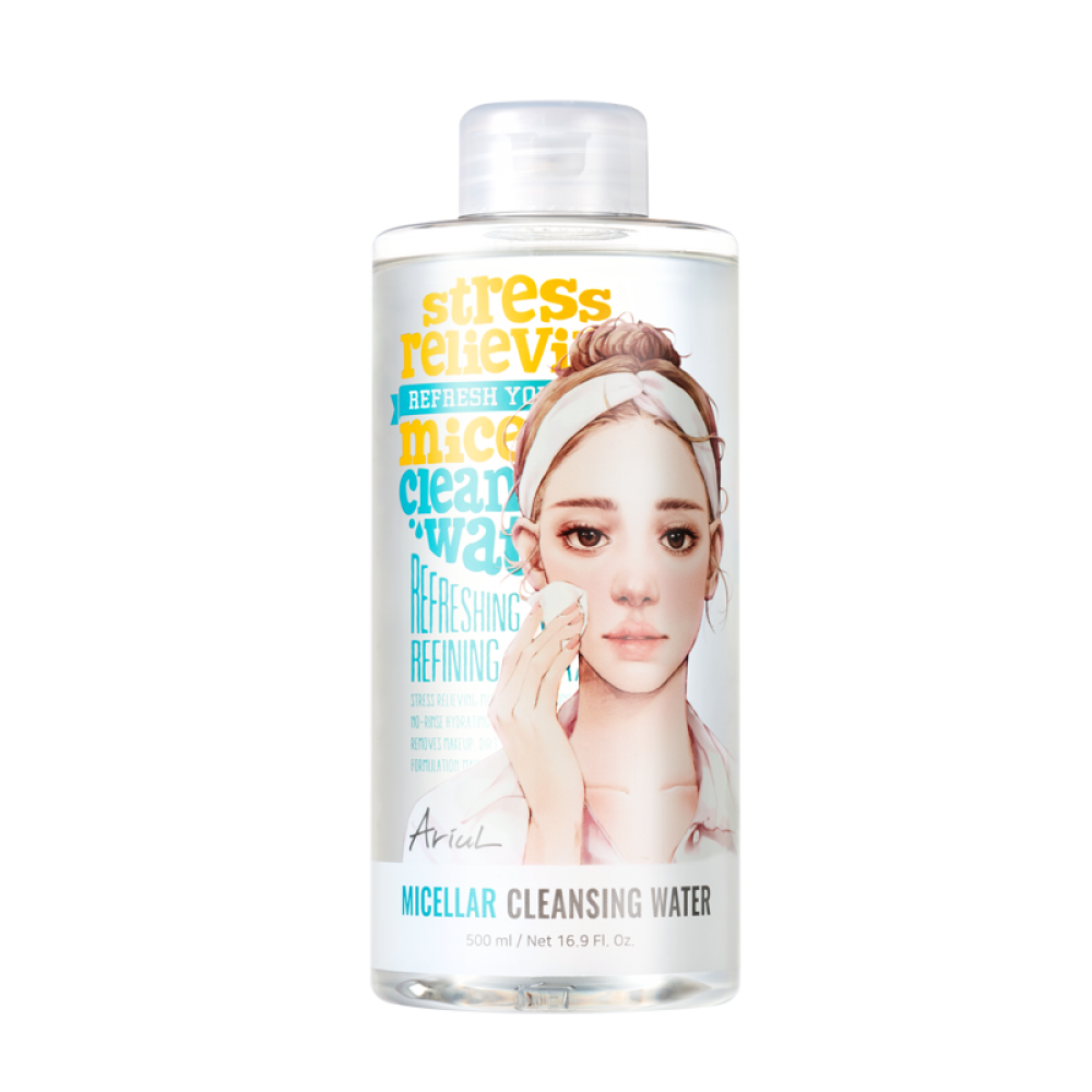 Stress Relieving Purefull Cleansing Water (500 ml)
